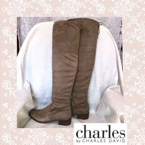 Over-the-Knee Boots - EUC - Size 8